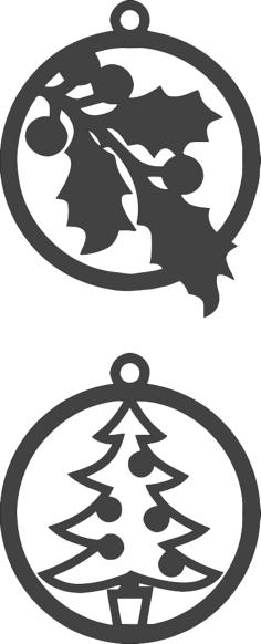 albero stella Free Dxf File for CNC