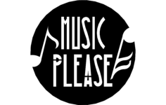 music please Free Dxf File for CNC
