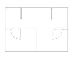 embalagem (145) Free Dxf File for CNC