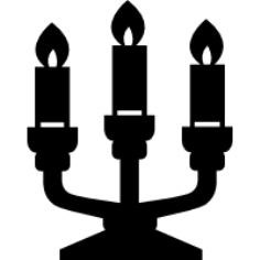 candle holder Free Dxf File for CNC
