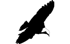 aguia 3 Free Dxf File for CNC