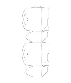 embalagem (46) Free Dxf File for CNC
