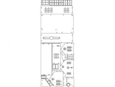 peçetelik ev0 Free Dxf File for CNC
