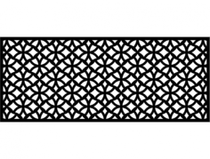 pattern Free Dxf File for CNC