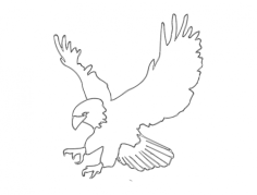 eagle Free Dxf File for CNC