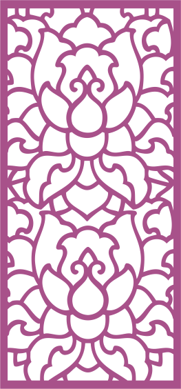 Laser Cut Vector Panel Seamless 284 Free Vector Cdr