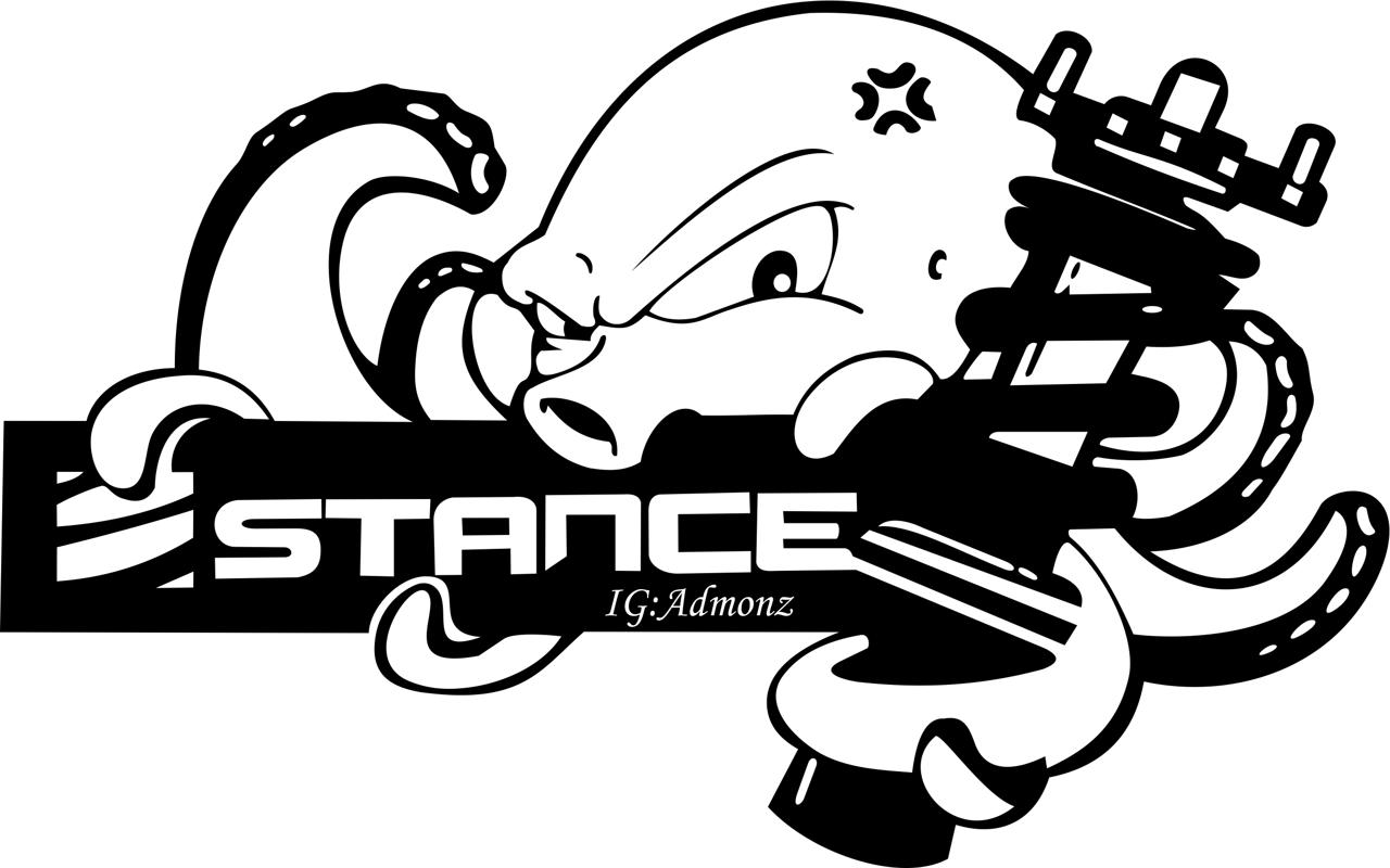Stance Free Vector Cdr
