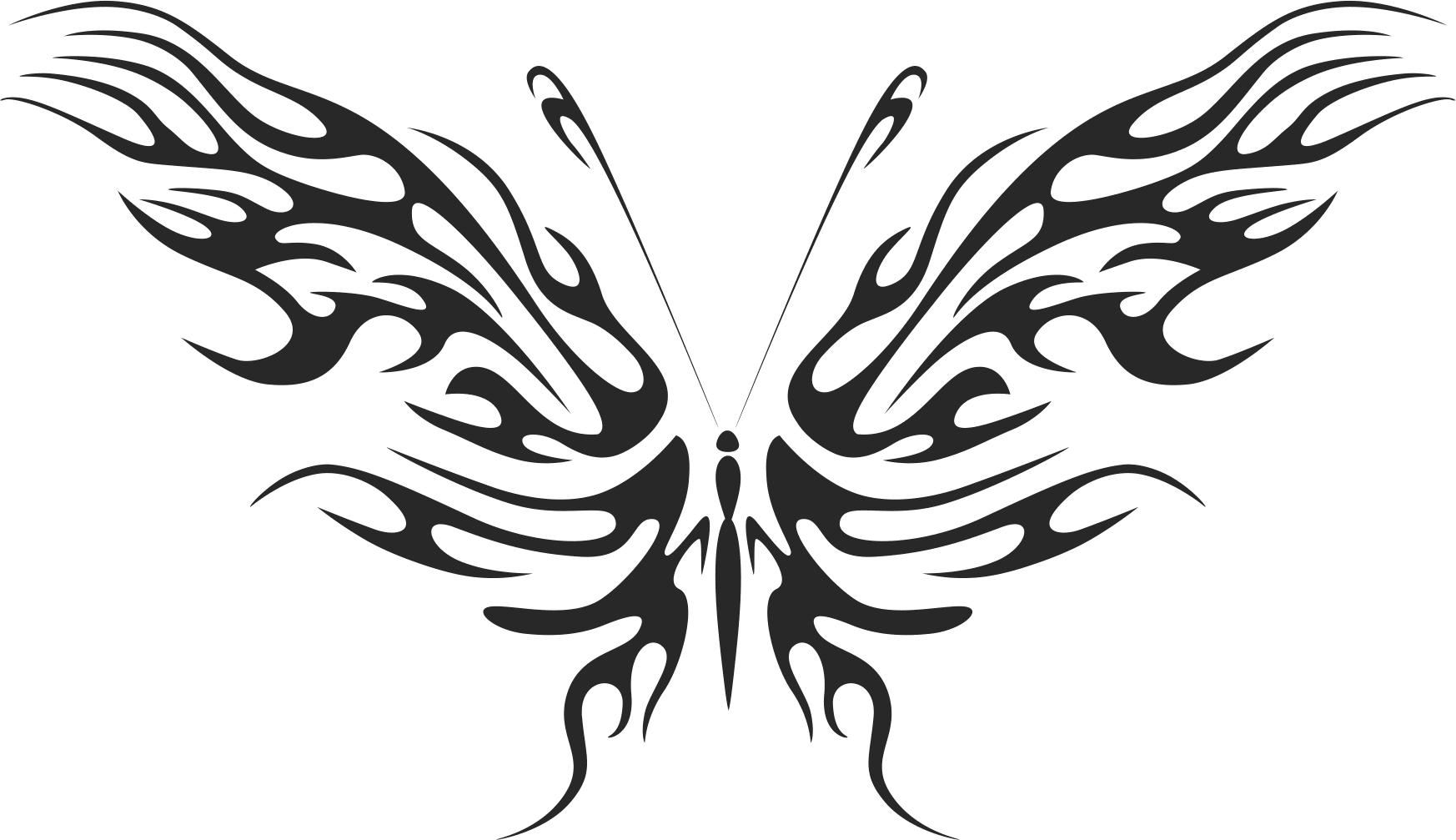 Butterfly Vector Art  009 Free Vector Cdr