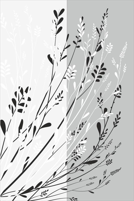 Floral Lace pattern sandblast pattern Free Vector Cdr