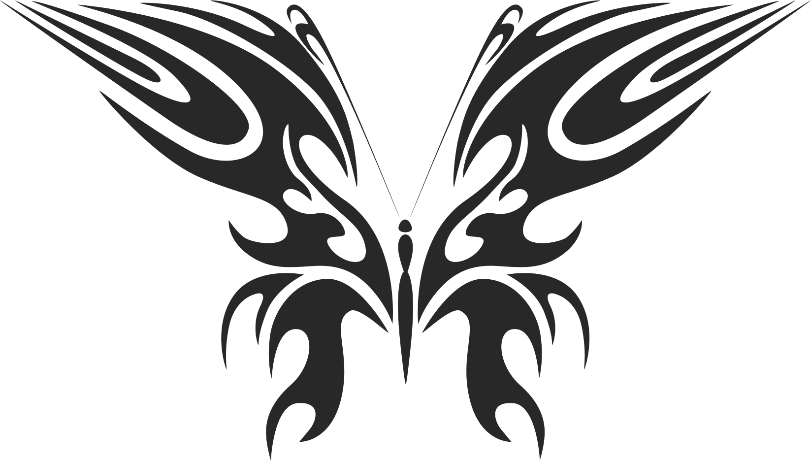 Butterfly Vector Art 049 Free Vector Cdr