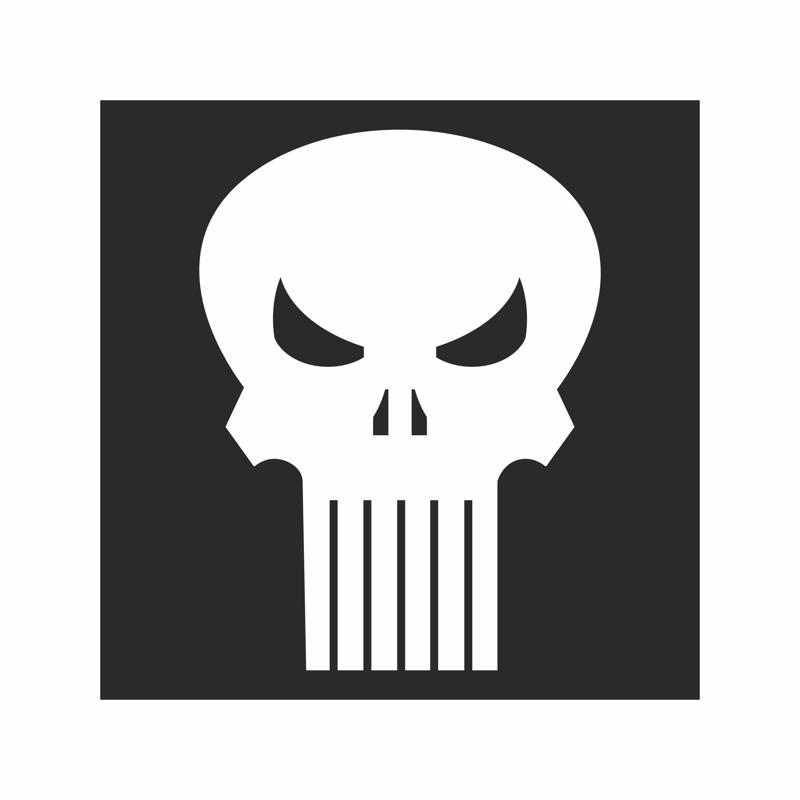 The Punisher Free Vector Cdr