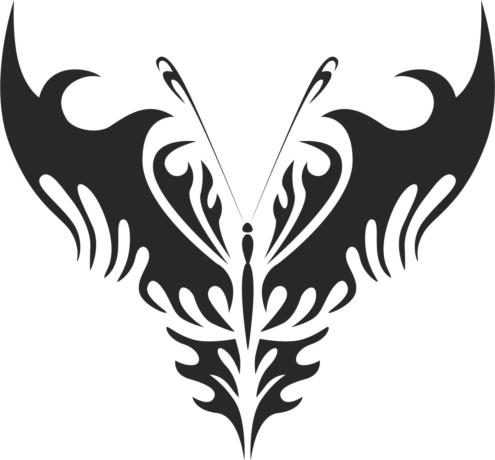 Butterfly Vector Art 024 Free Vector Cdr