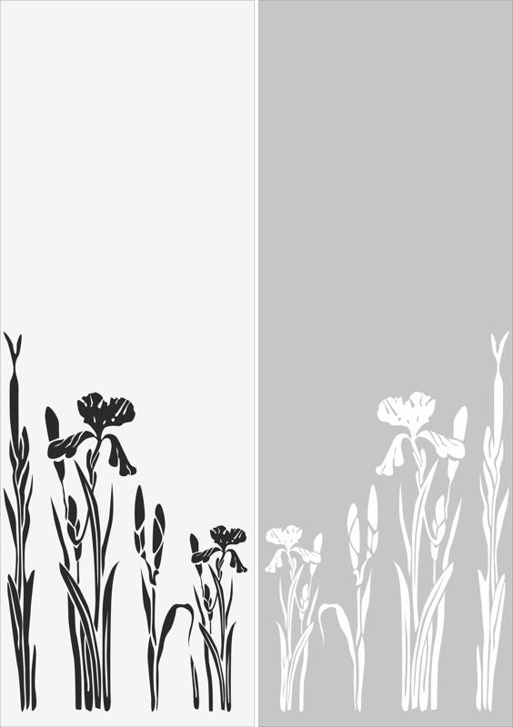 Garden Sandblast Pattern Free Vector Cdr
