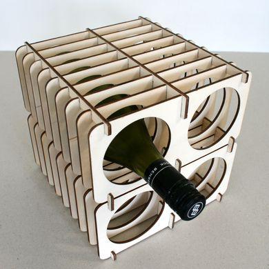 Poplar Wine Rack Free Vector Cdr