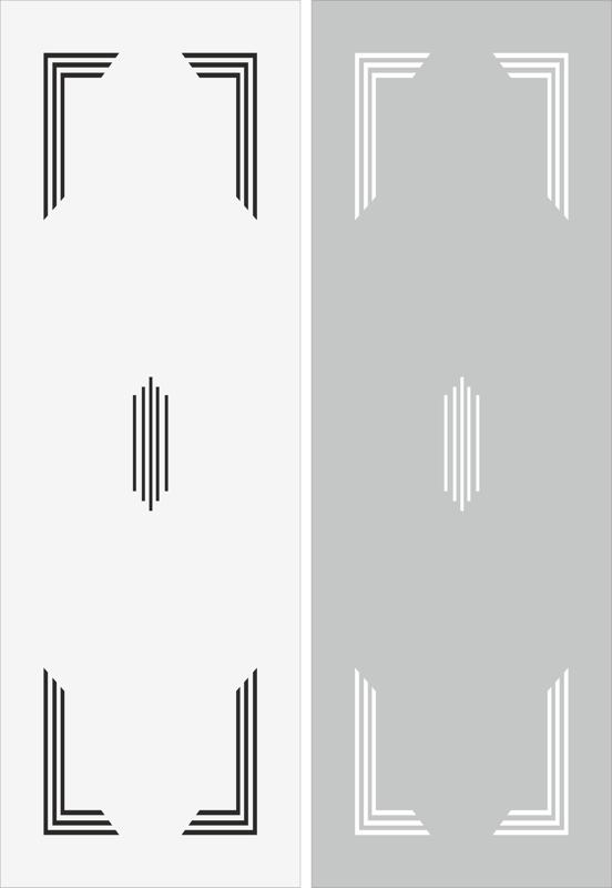 Lines Geometric Art Sandblast Pattern Free Vector Cdr