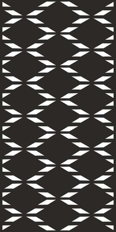 Abstract Geometric Lines Pattern Free Vector Cdr