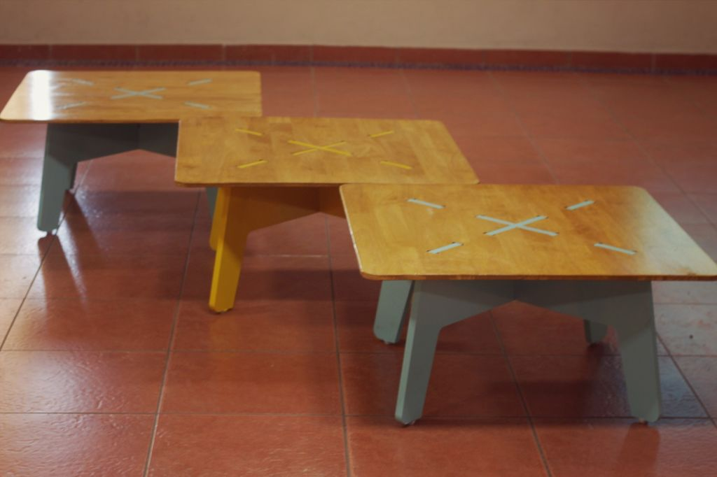 CNC Milled Low Table Free Vector Cdr