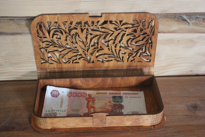 korobochka skruglennaya Free Dxf for CNC