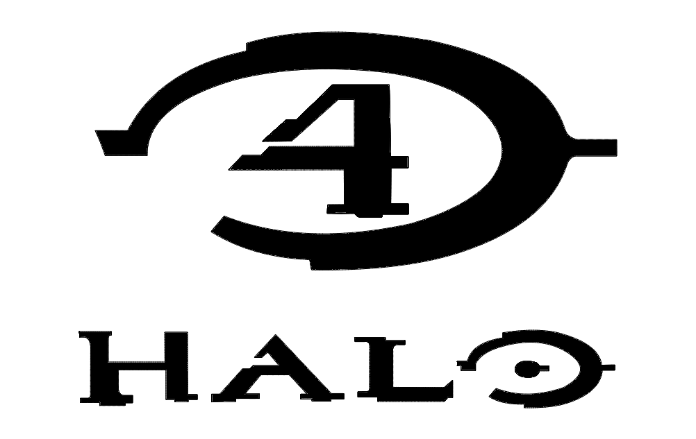 halo 2 Free Dxf for CNC