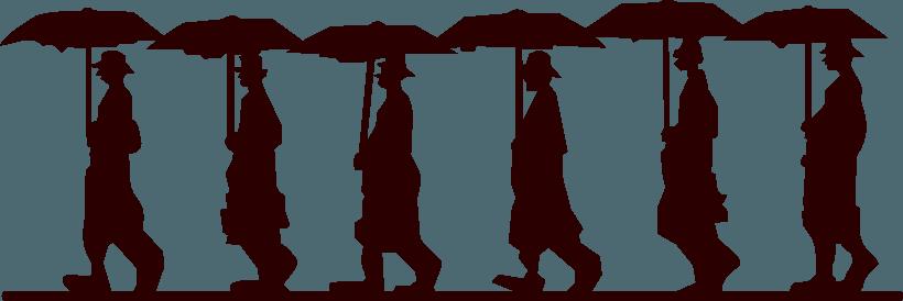umbrella men Free Eia for CNC