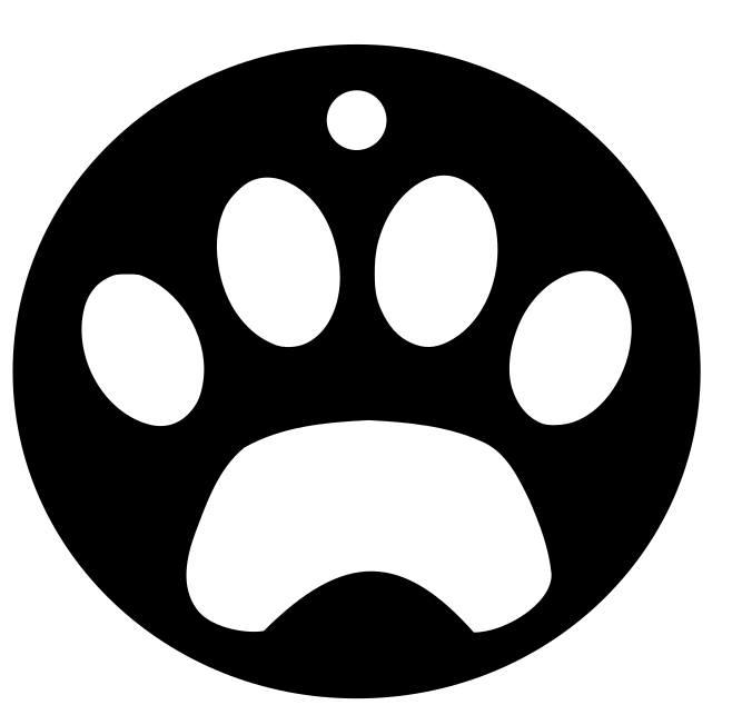 dog paw opener Free Gcode .TAP File for CNC