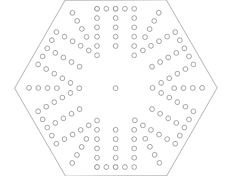 aggravation 6 Free Gcode .TAP File for CNC
