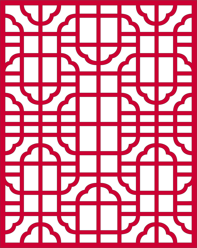 traditional classic lace pattern Free Dxf File for CNC