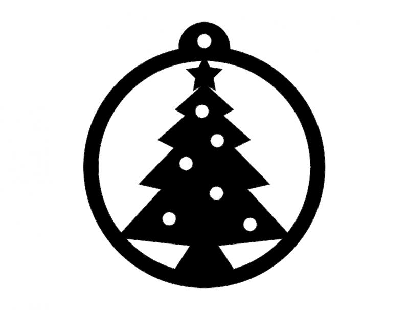 bąbka Free Dxf File for CNC